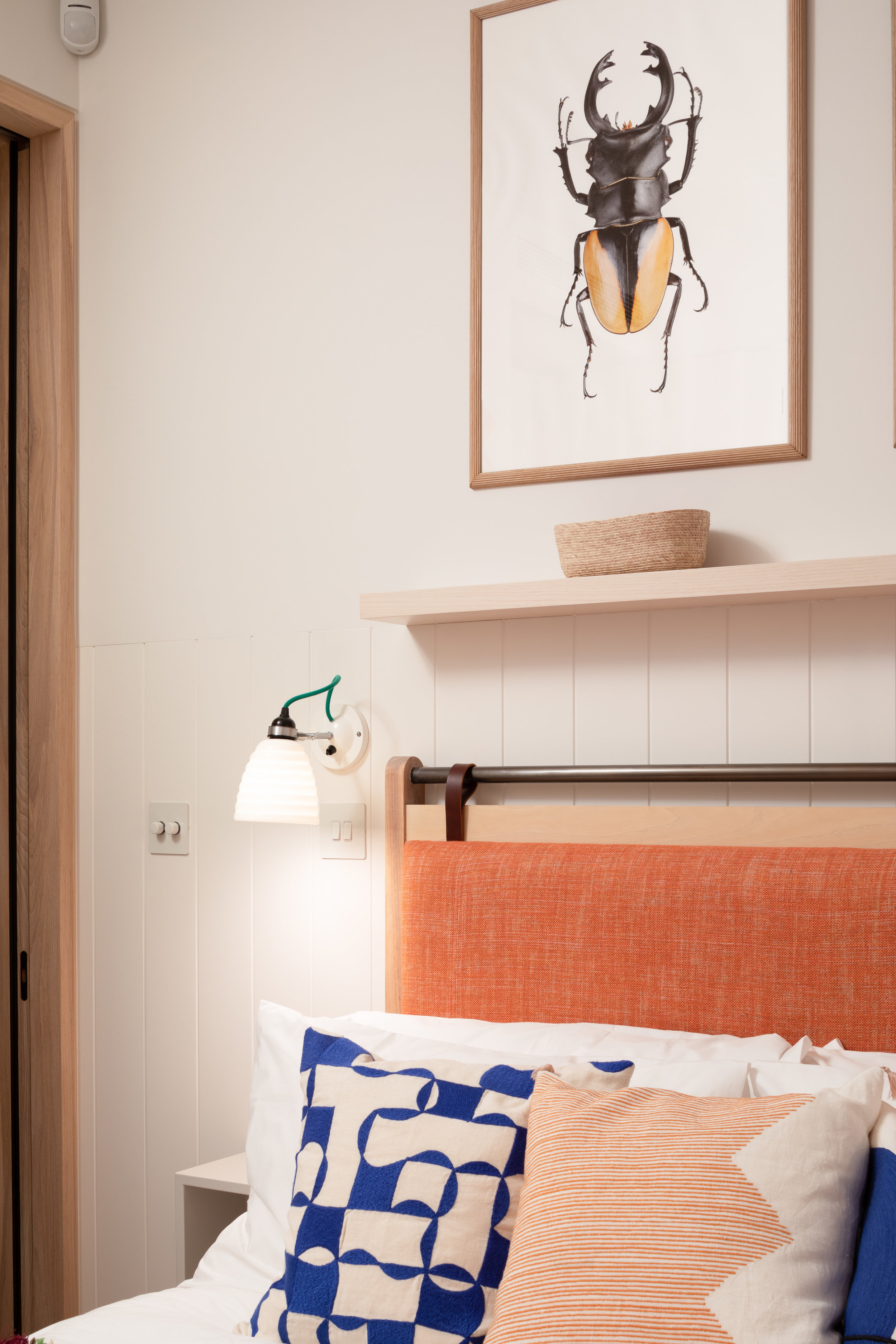 Shape Signal Bedrooms