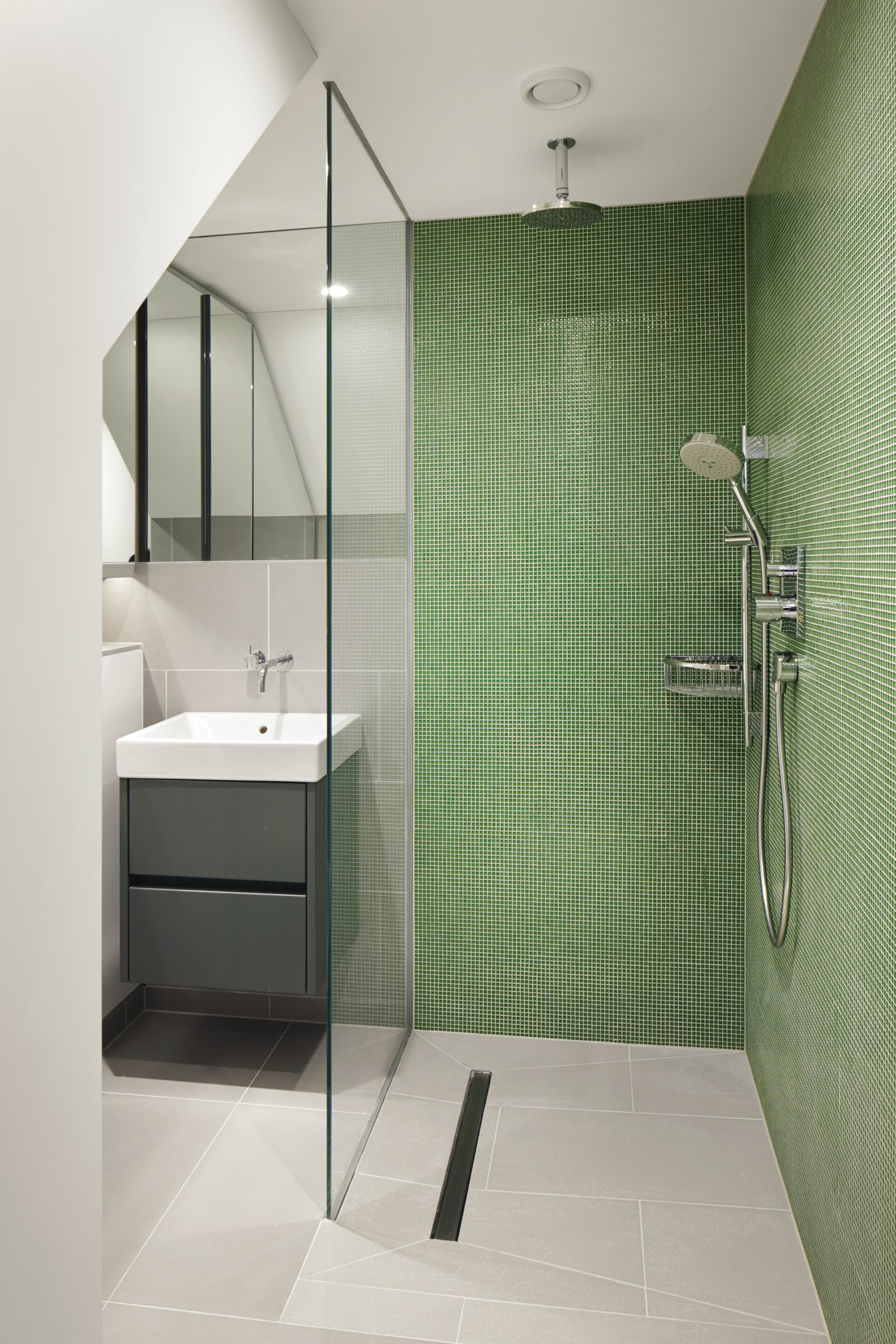 Lantern Bathroom