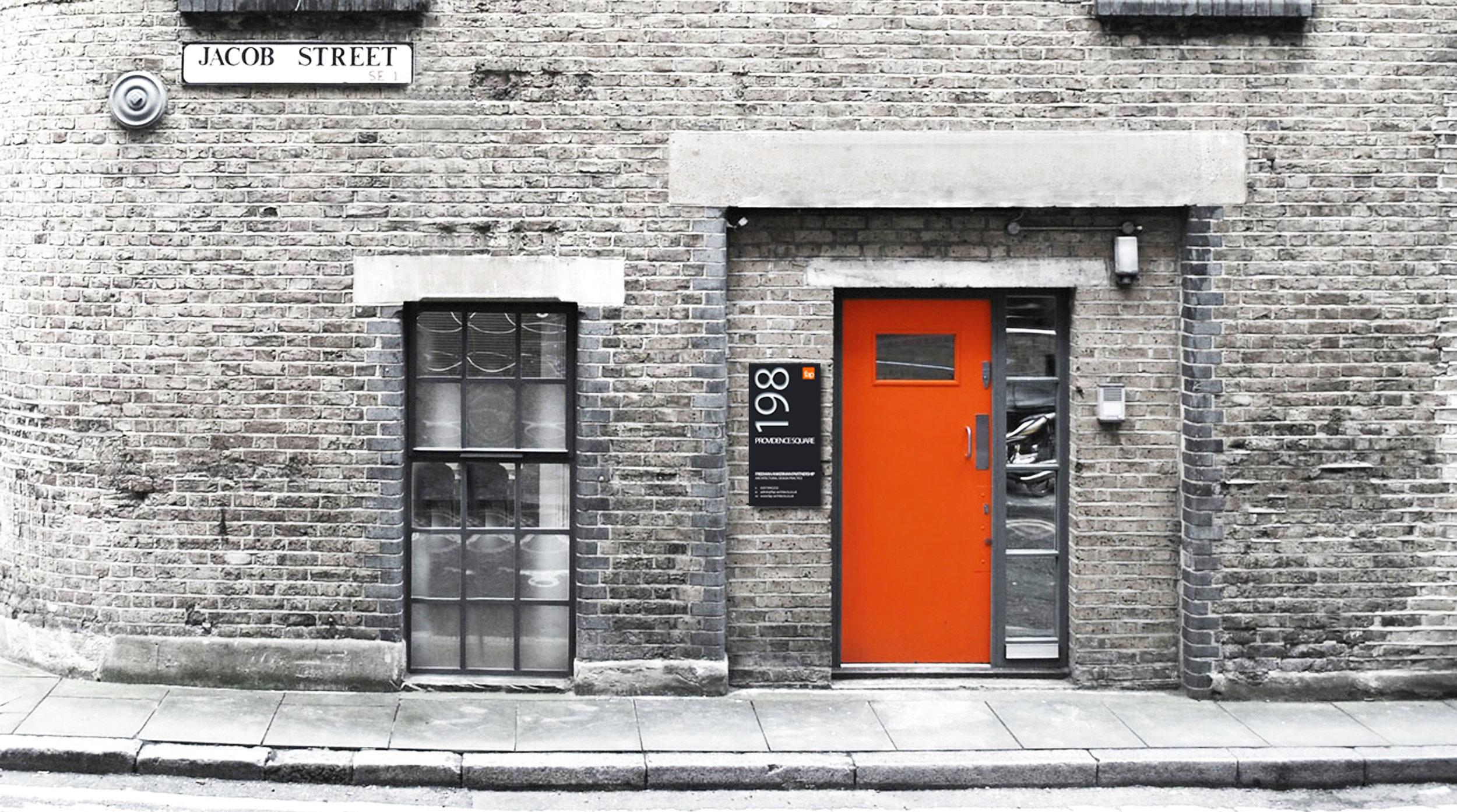 Shape Front Door