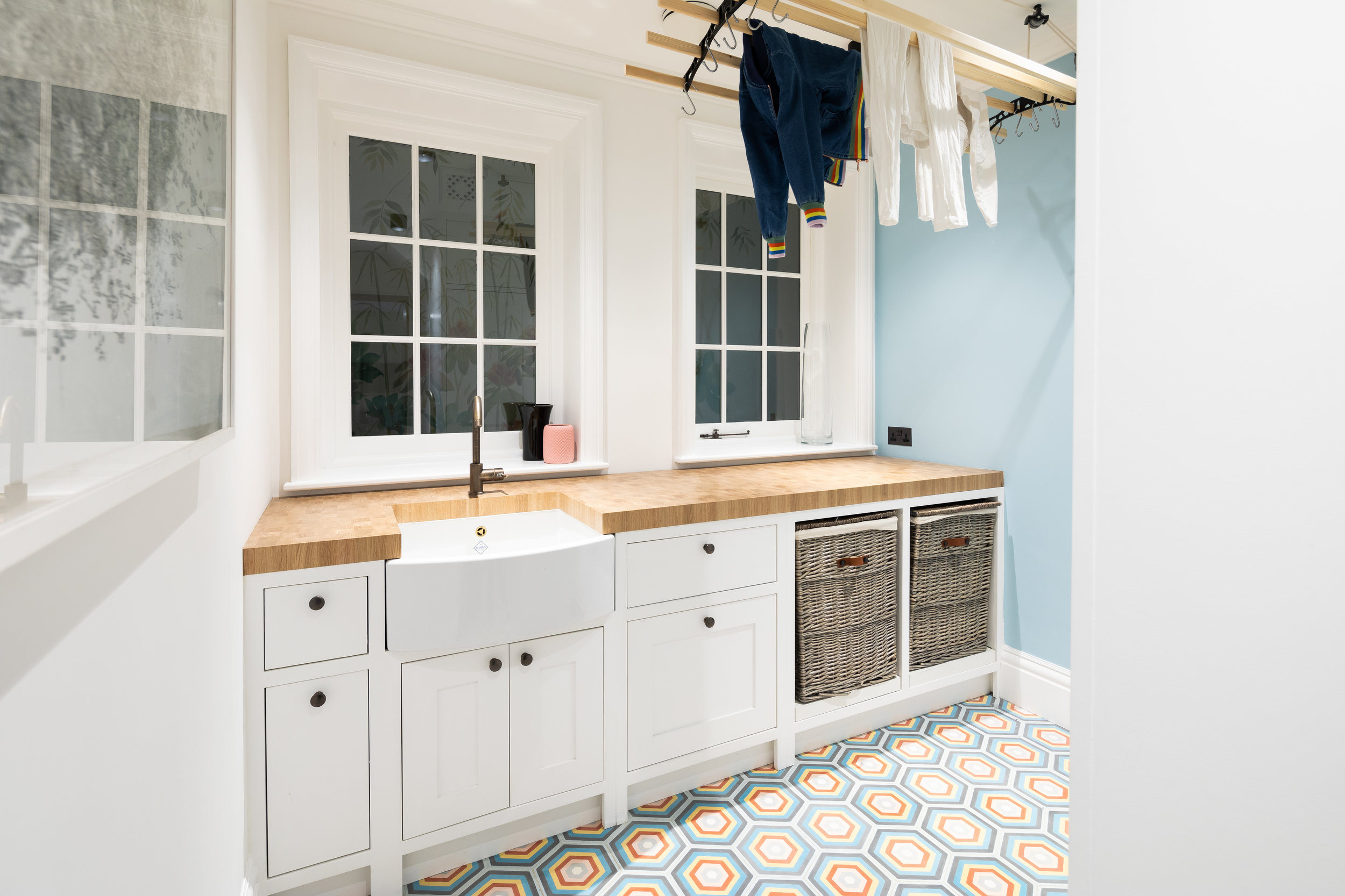 Cheshire Laundry Room