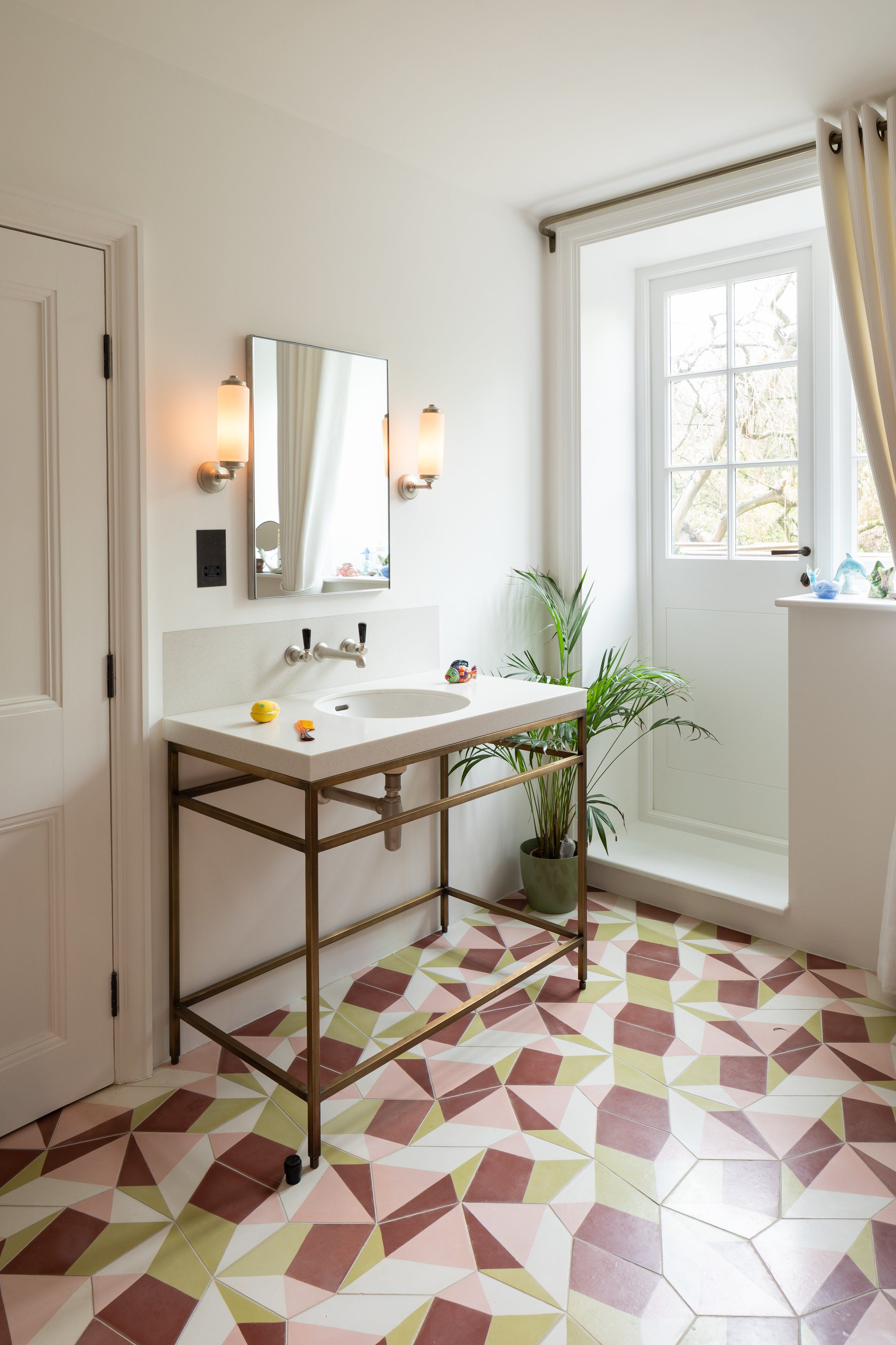 The Cheshire Bathroom