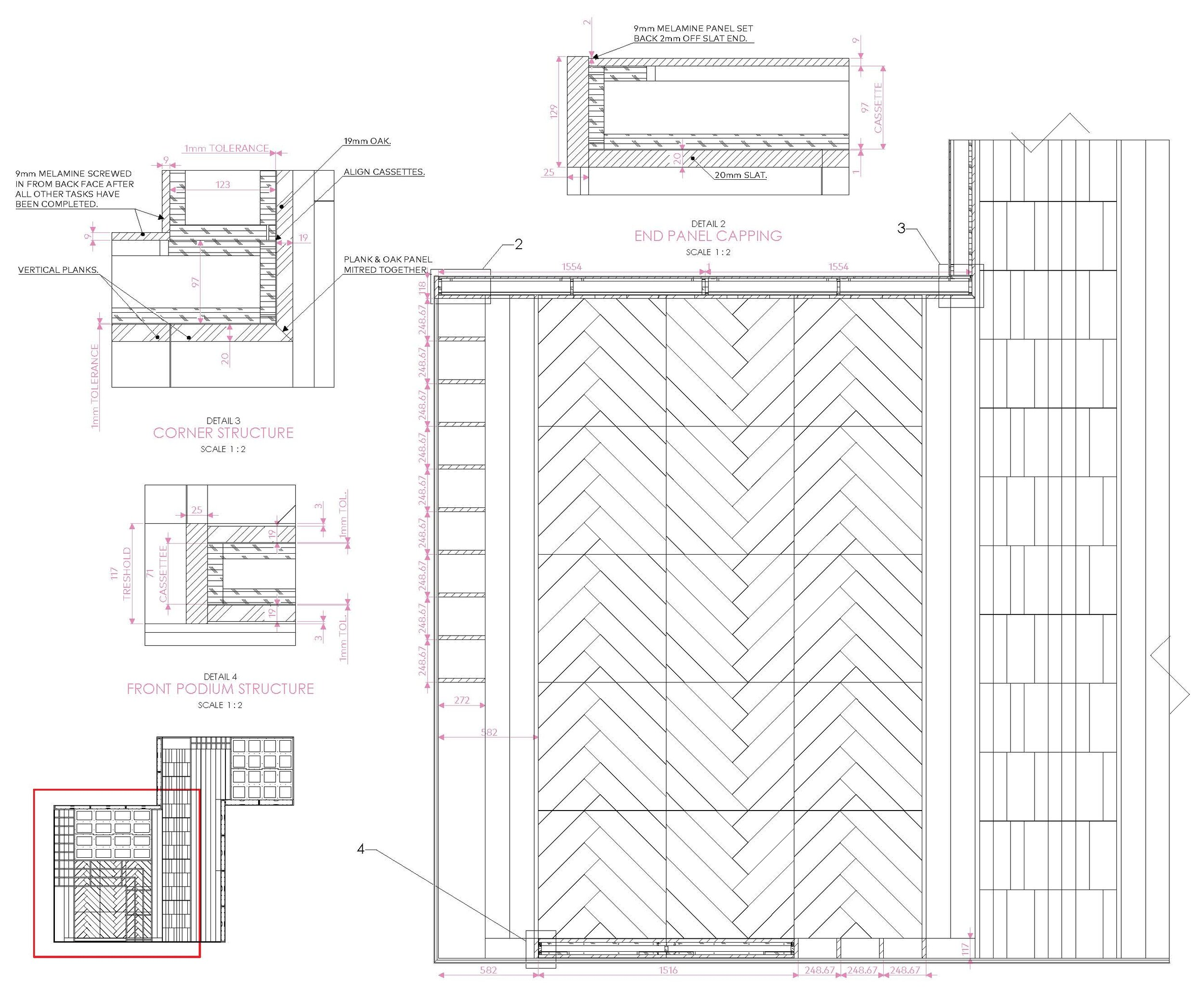- Technical Drawings
