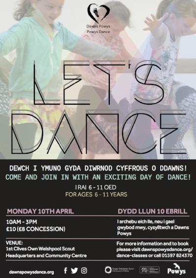 Welshpool Dance Day