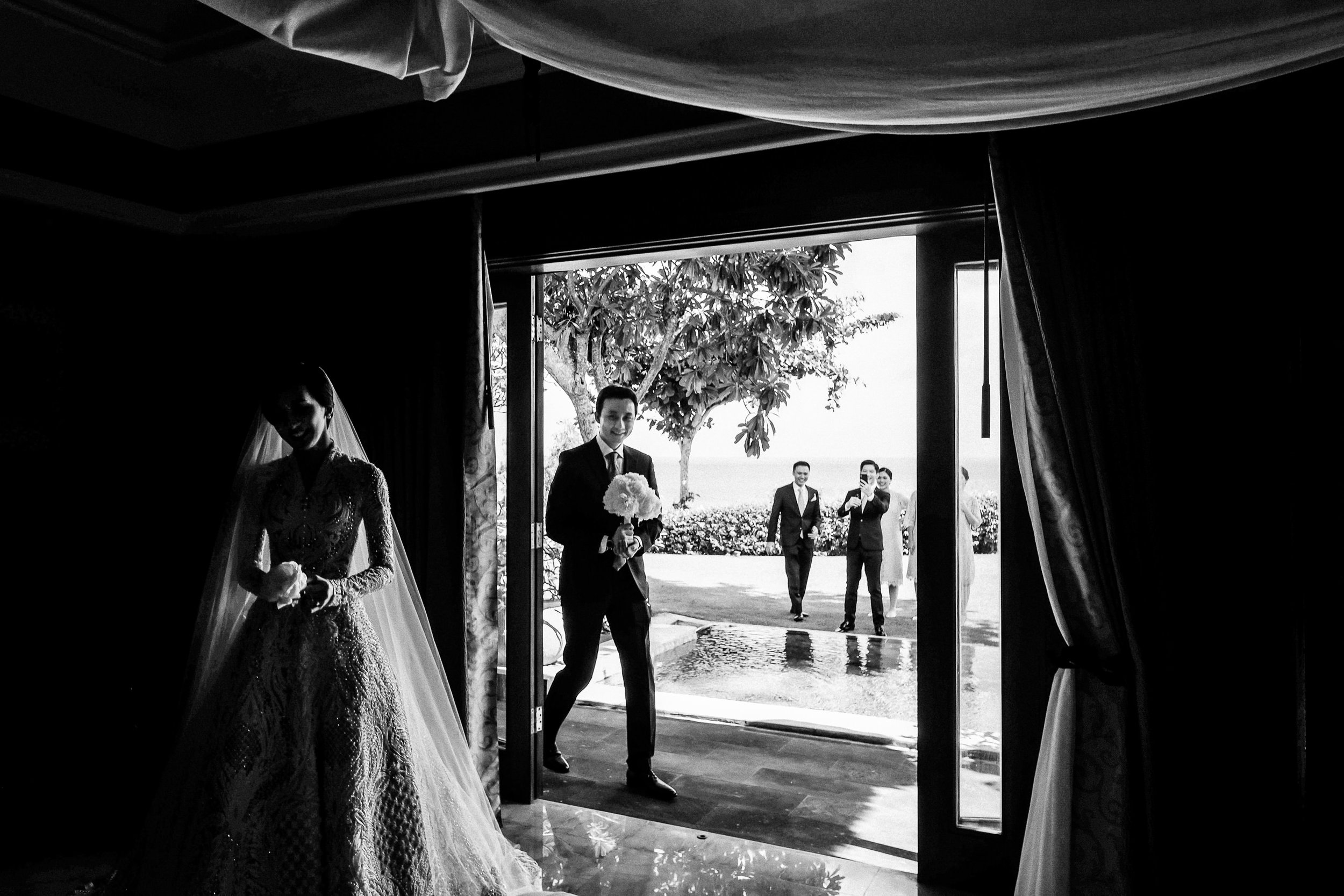Destination wedding photographer anaya resort bali