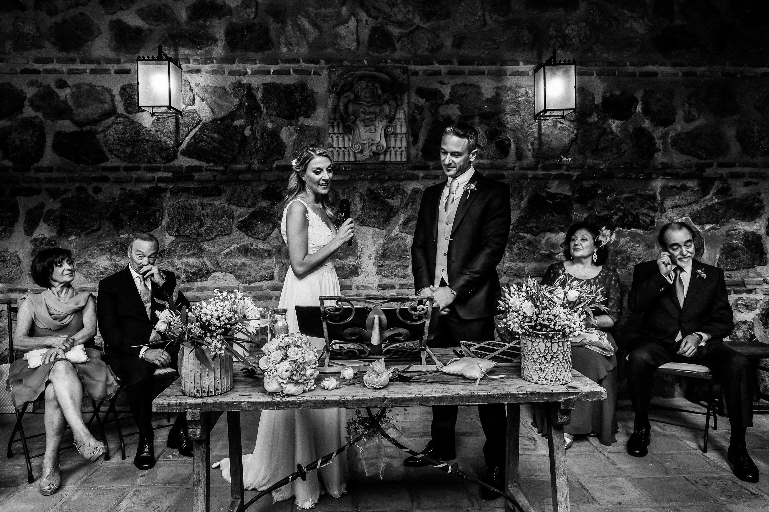 boda de destino en toledo