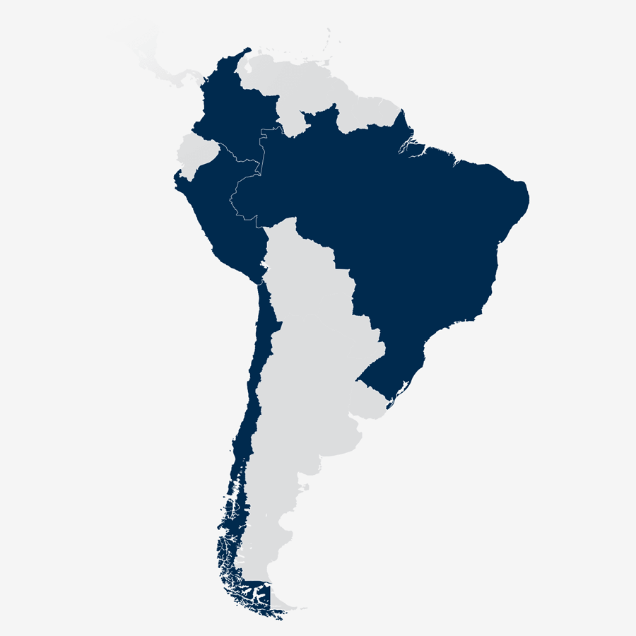US$40B - South America
