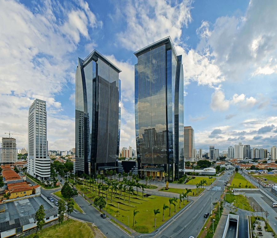 Complexo EZ Towers, São Paulo