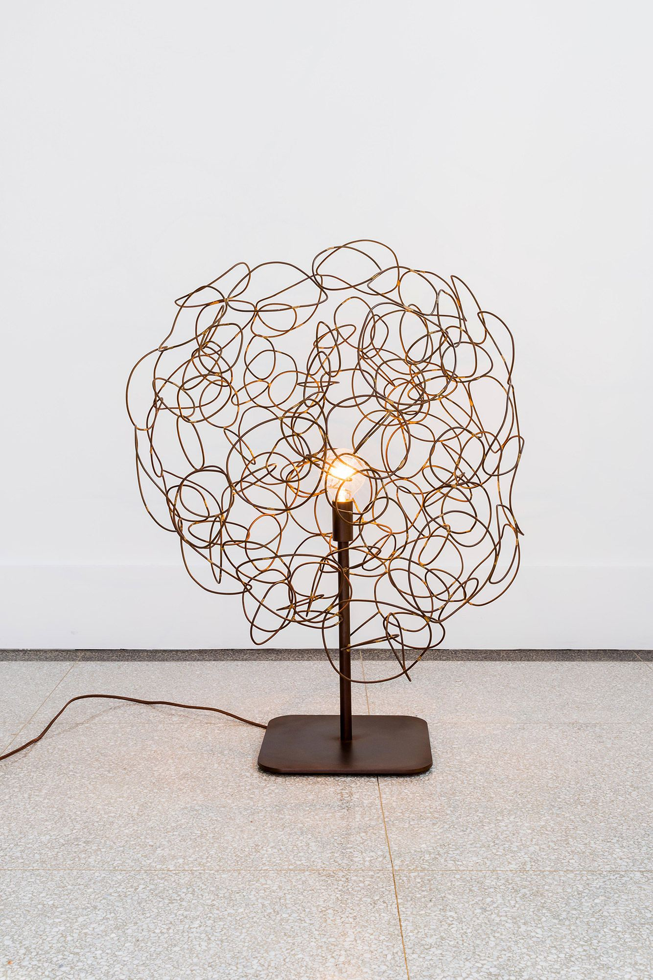 roommate lamp: small