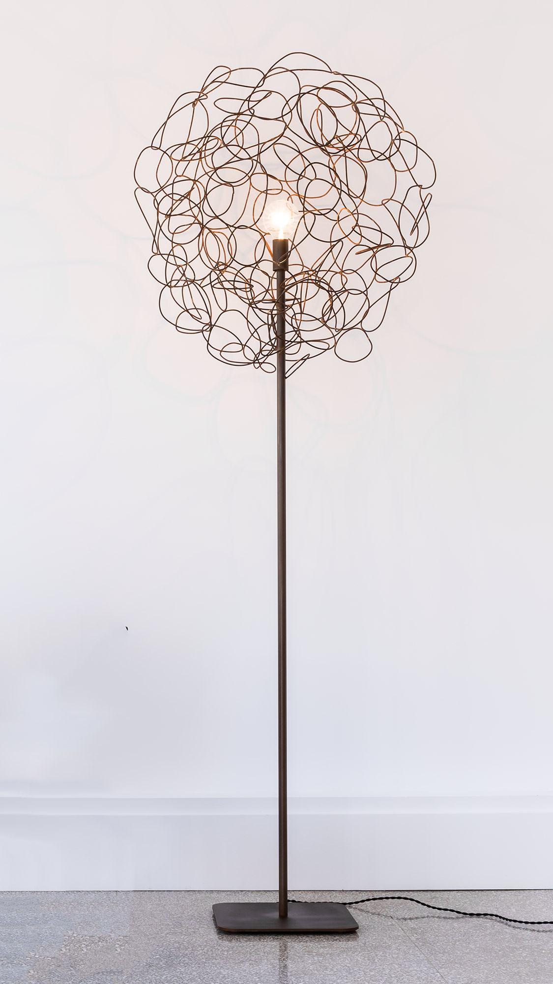 roommate lamp: large