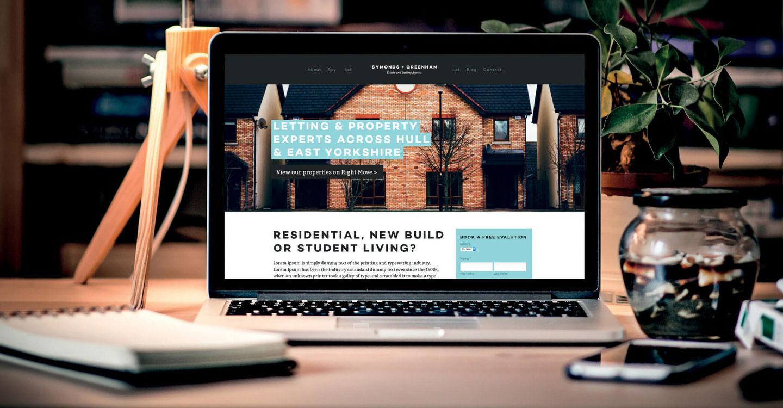 Symonds & Greenham Website