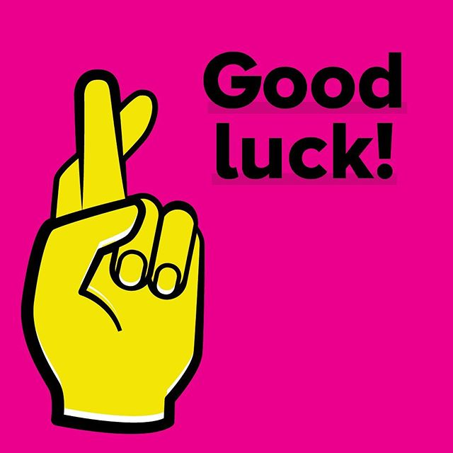 Good luck to everyone picking up their GCSE results tomorrow! Fingers crossed… 🤞