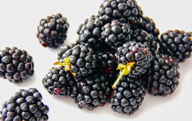 Blackberries -