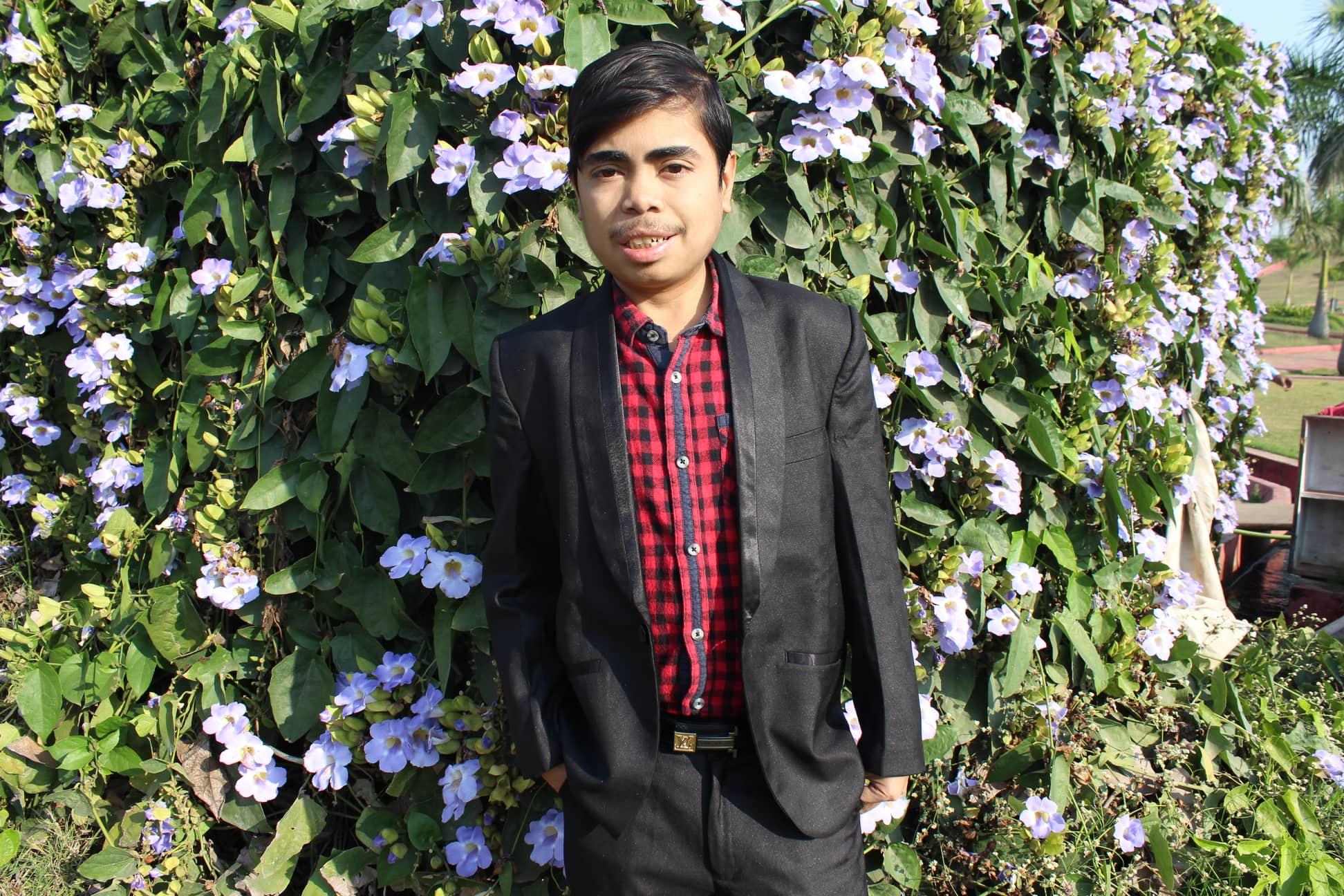 Sandeep Kukeja, Thalassemia Major Patient and Author