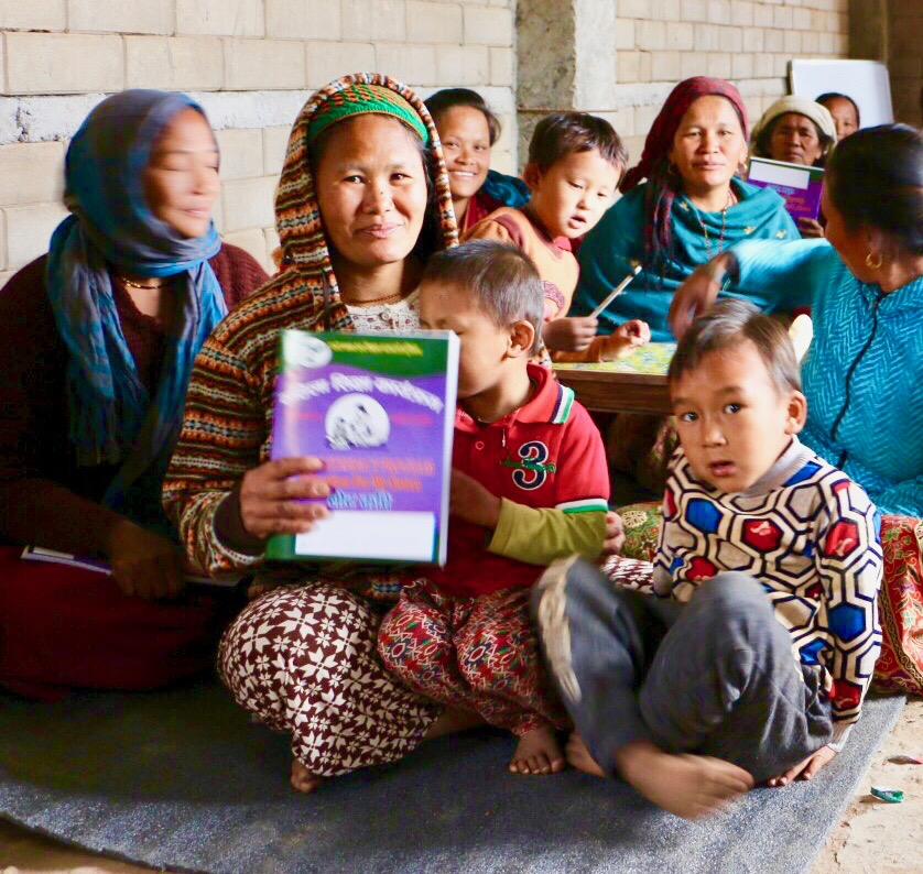 - Extreme poverty and cultural norms have forced many girls to forgo even the most basic education and work at an early age to support their families. Many adult women in the village have never had an opportunity to learn how to read and write. Careers outside of domestic or agricultural help remained closed, as well as the ability to read to their children and experience the joy of literature. Leaving the village without the skill of reading had become a daunting experience for our women, locking them into a world with few possibilities.We have created an adult literacy program where women are finding their strength and confidence through mastering reading and writing. Our women are experiencing a joy and freedom that is transforming the entire village. Possibilities have become endless.