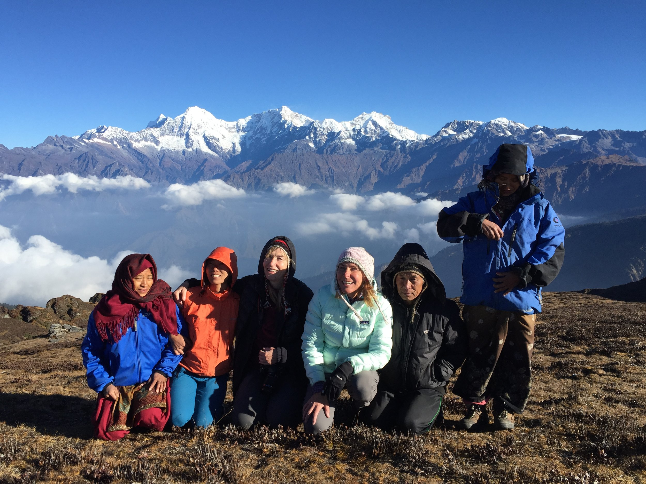 Volunteering/Trekking - Fall in love with Nepal and its peopleGet to know the people, working hand in hand with them, as you will experience day-to-day village life. Teach our sisters something awesome and sing along with the children… Help build a house and learn authentic Nepali cooking in a traditional village dwelling.After 5 days of volunteering we embark on a 9-days trek. This trek is fully supported and guided by experienced and knowledgeable guides, assistant guides and helpers. We teamed up with Mountain Culture Tours.Journey with us into the magnificent Himalayan mountains where you will be awestruck by the beauty and power. On the way back to Kathmandu we will visit ancient Hindu and Buddhist sites, letting ourselves be enchanted.19 Days Nepal TripOur trip starts in Kathmandu on October 20, 2019 and ends on November 7, 2019.KATHMANDU VALLEY:The Kathmandu Valley historically known as Nepal Valley lies at the crossroads of ancient civilizations of Asia and has at least 130 important monuments, including several pilgrimage sites for Hindus and Buddhists. There are seven World Heritage Sites within the valley.Historically, the valley and adjoining areas made up a confederation known as the Nepal Mandala. Until the 15th century, Bhaktapur was its capital, when two other capitals, Kathmandu and Lalitpur (Patan), were established. After the annexation of the valley by the Gorkha Kingdom, and subsequent conversion of the Valley as the capital of their empire, the designation of