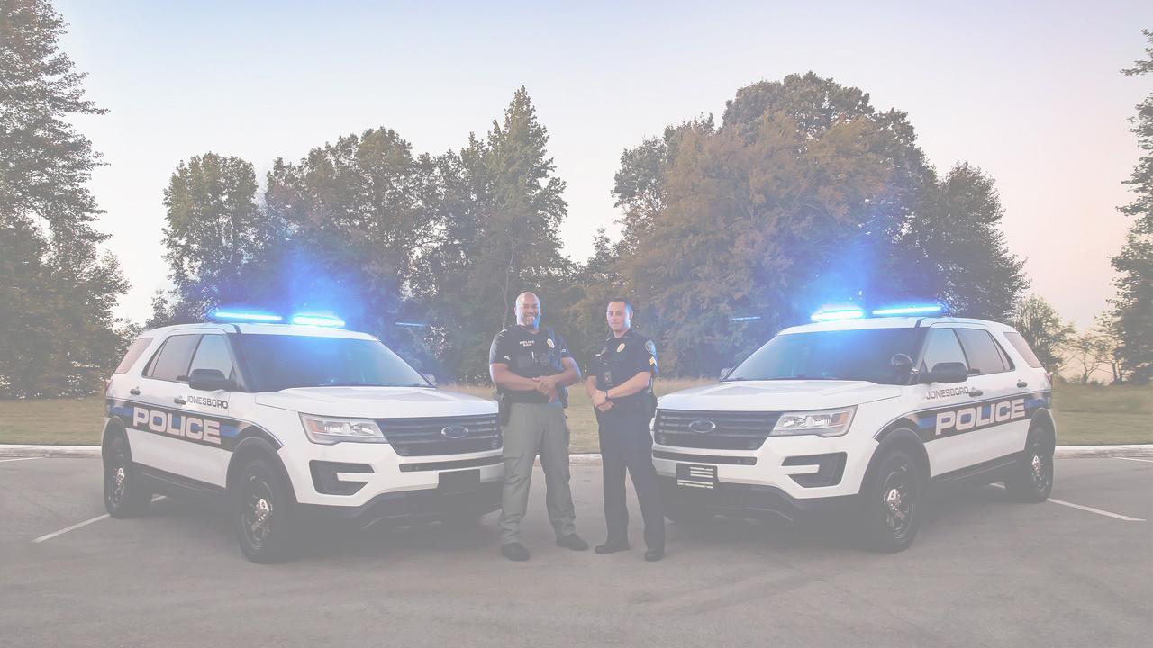 Join JPD — Jonesboro Police Department