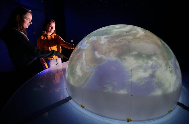 'Cool' climate change experience hots up with 20,000 visits in first year