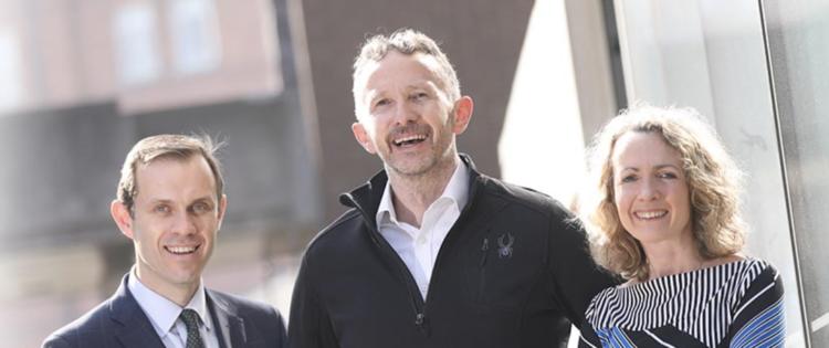 Norman Crowley at Kmpg private enterprise inspire series