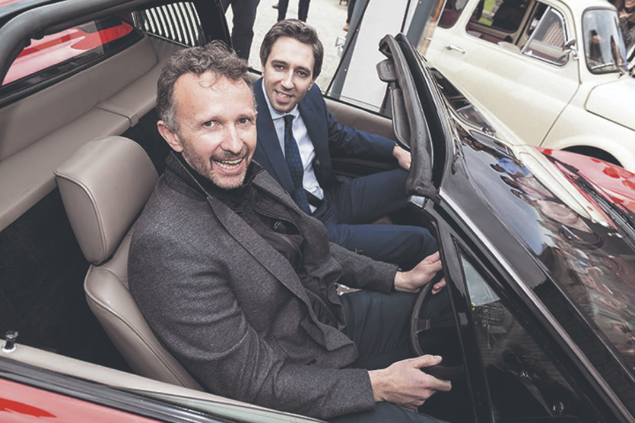 Clonakilty entreprenuer Norman Crowley plans to revive car manufacturing in Ireland