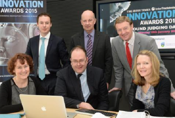 Irish Times Inter-Trade Ireland Innovation Awards Finalists