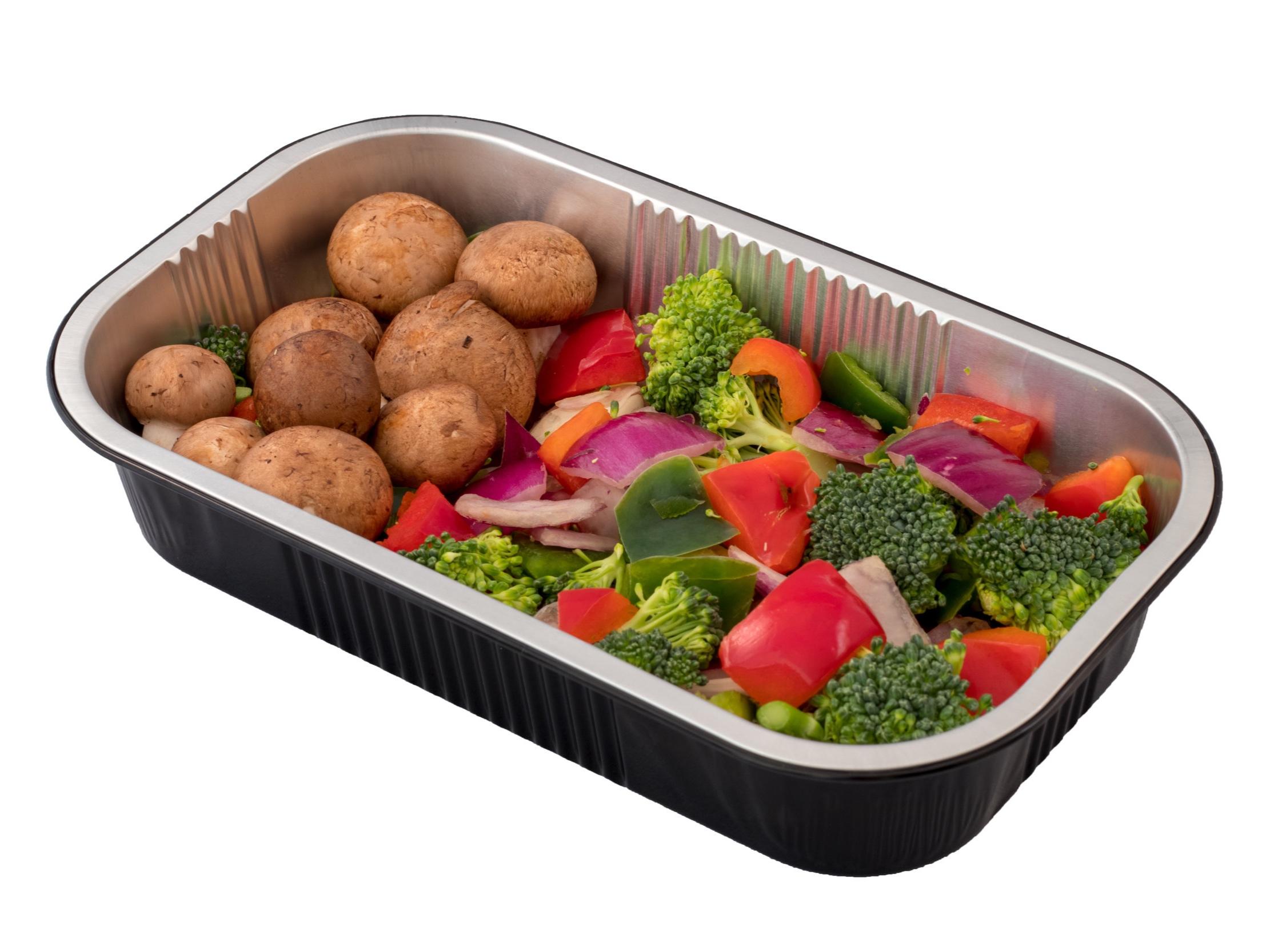 Alu aardappels groenten