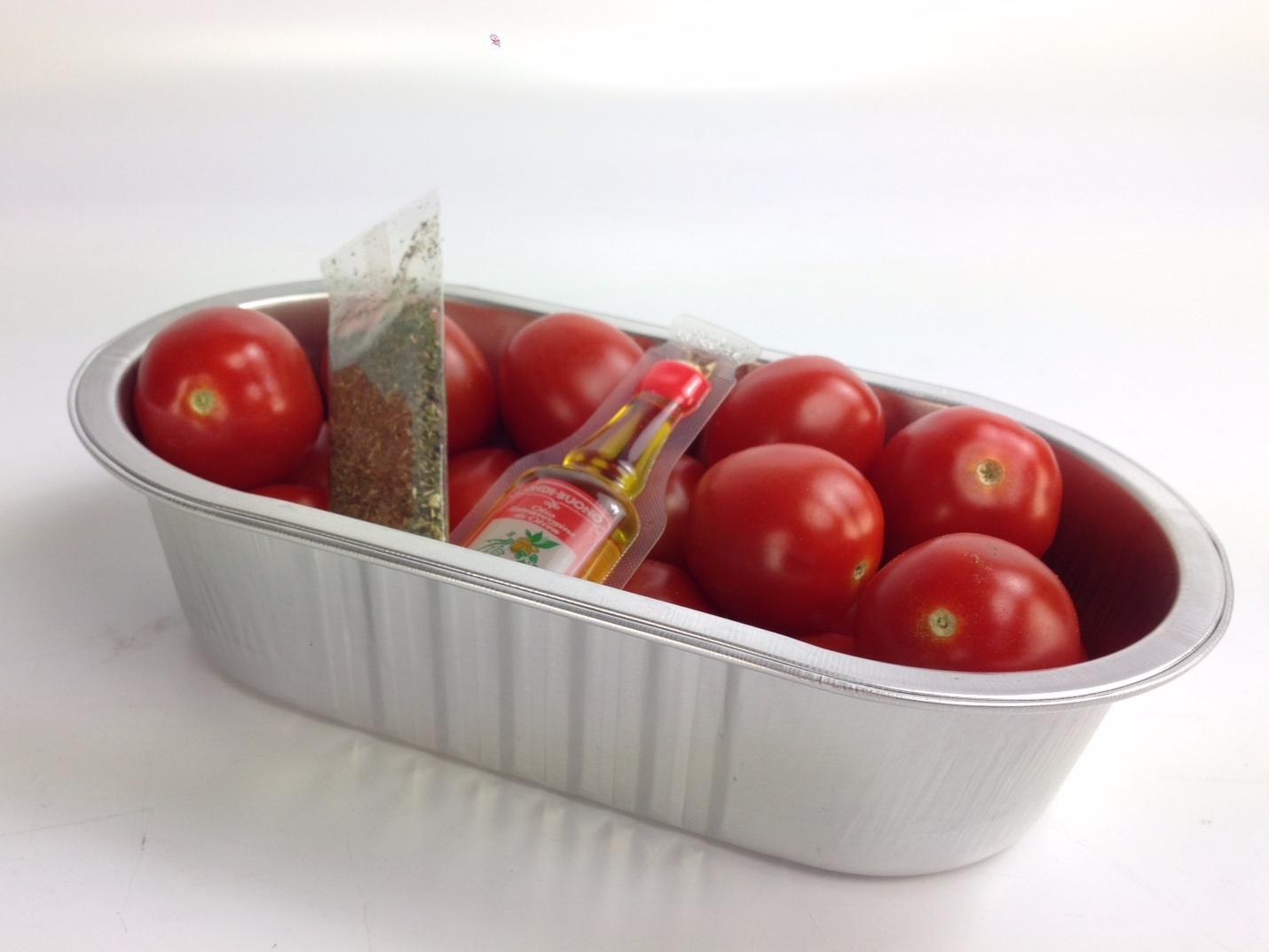 Alu tomaat olie