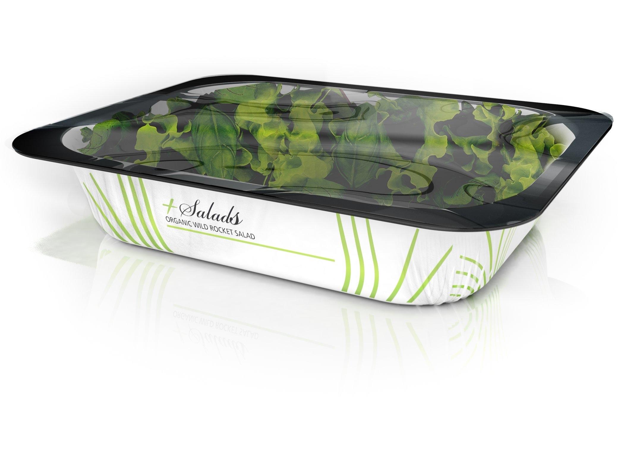Paper salade