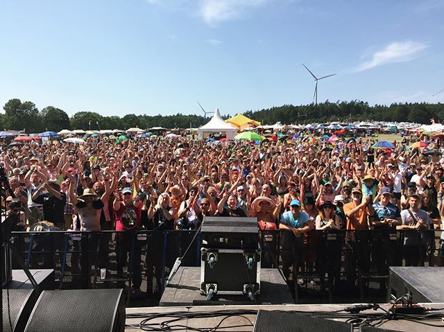 @burgherzbergfestival was sweaty and lovely thank you!!
