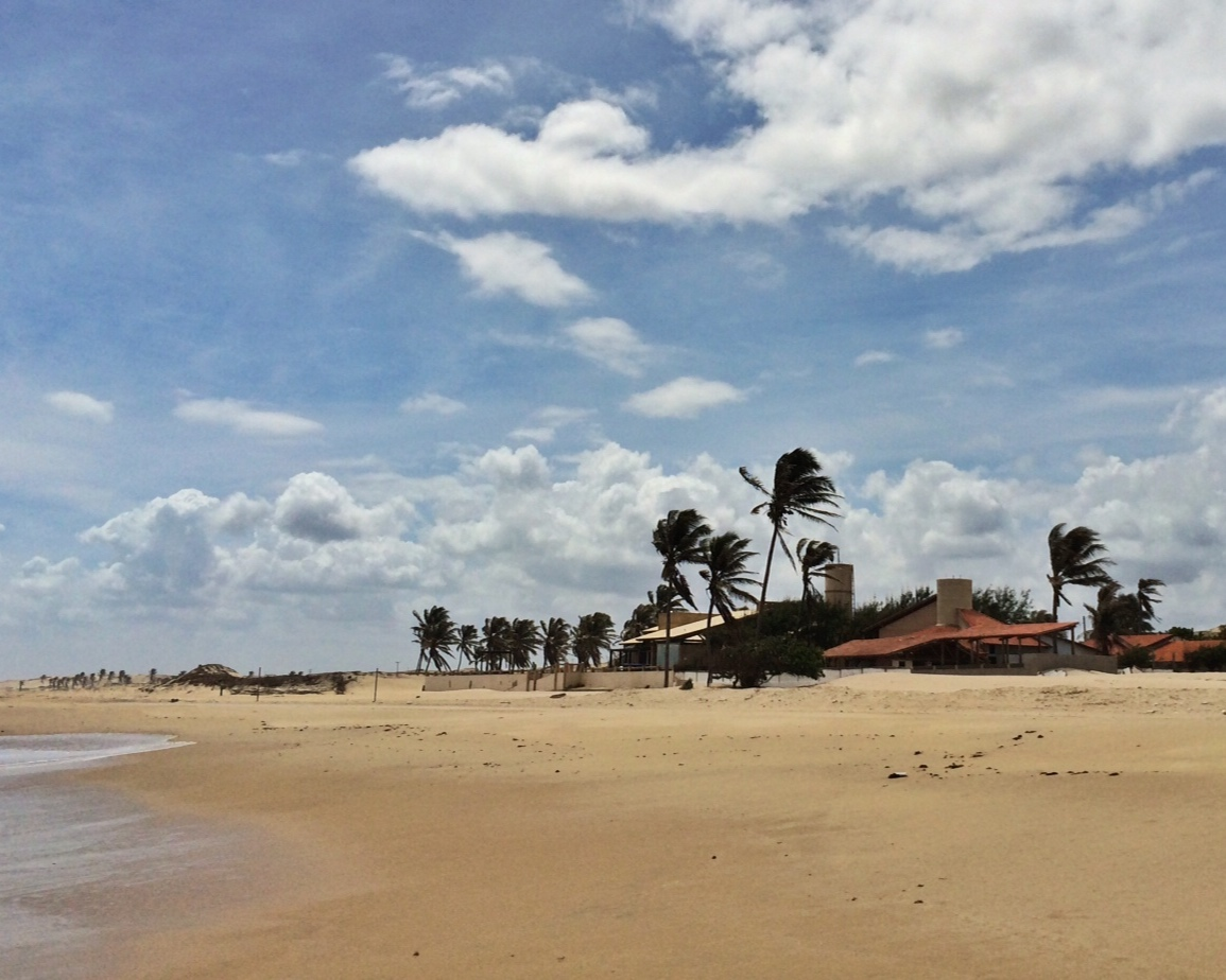 Guajiru Beach - relax in the hammocks or swim in the pool – overlooking the ocean just a few steps from you.