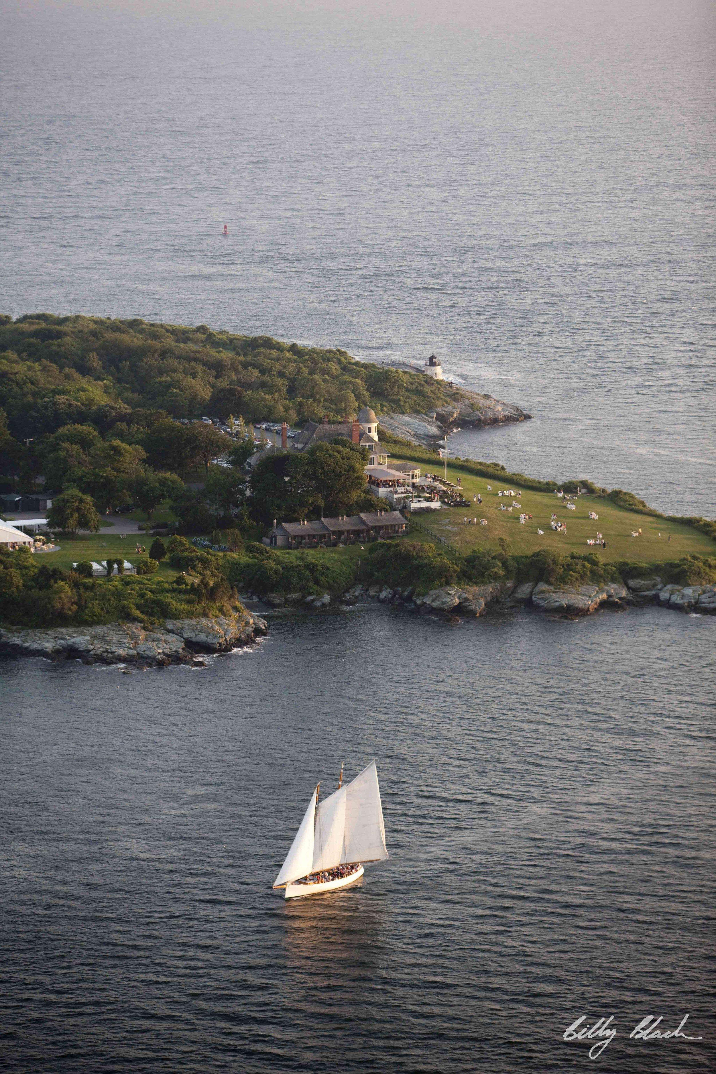 Castle Hill Scenic Newport