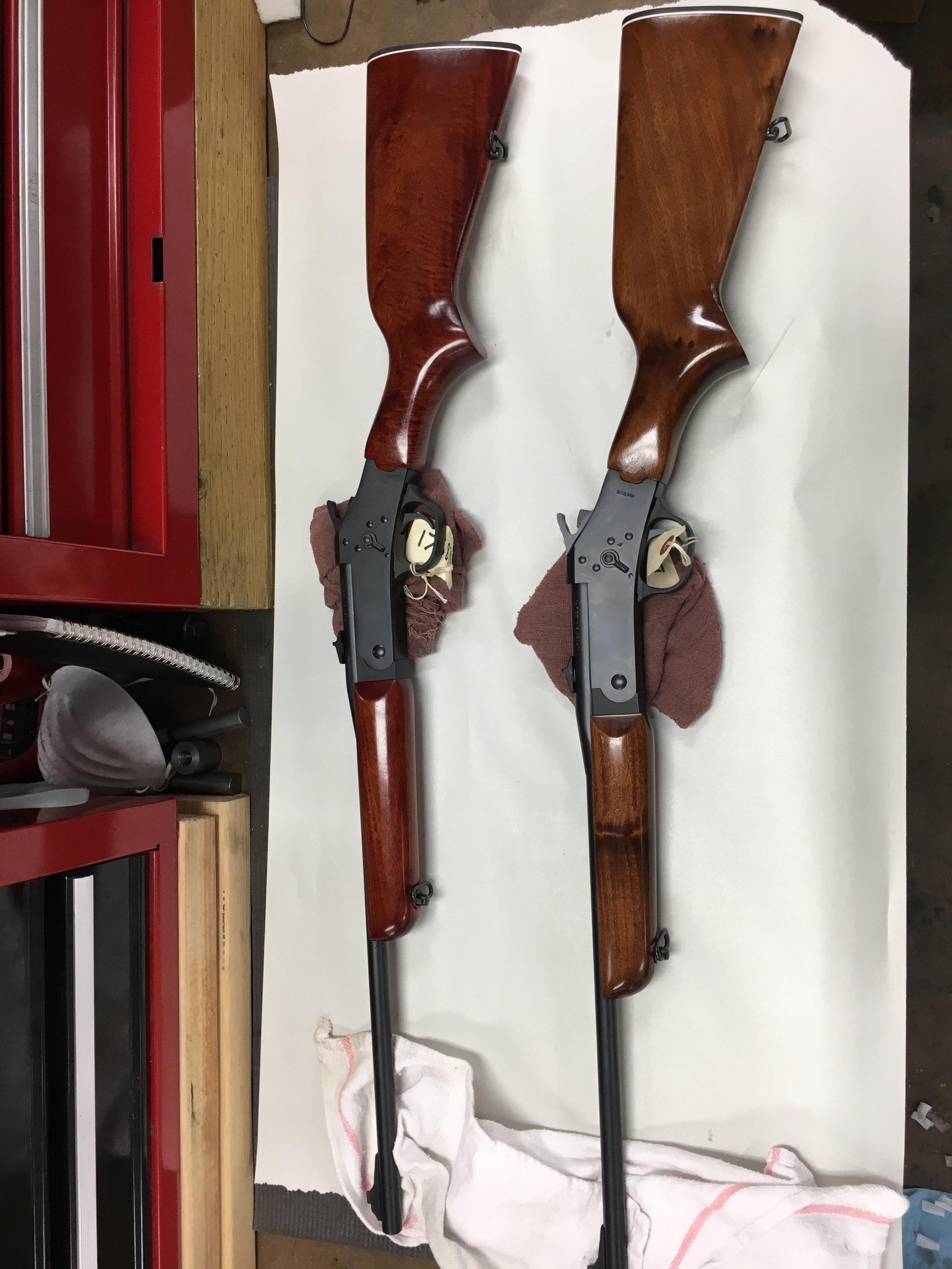 Matching Rifles After