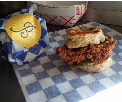 Betty's Biscuits - > Savory Biscuit Sandwiches > Sweet Biscuit Sandwiches > Espresso beverages & cold drinks$5-9Vegetarian, Gluten-free Options