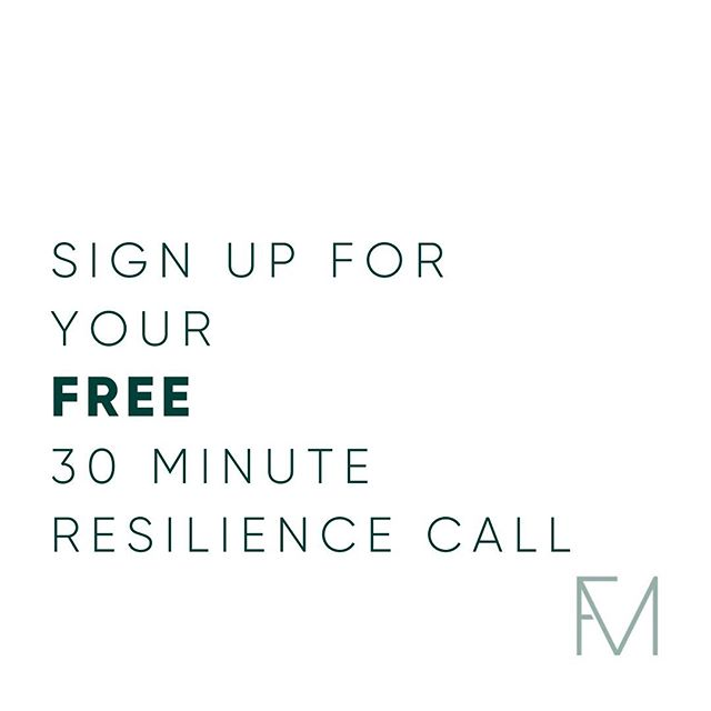 F R E E | R E S I L I E N C E | C A L L  This week I'm focusing on resilience. So let's focus on yours too. If you are struggling with your resilience, not sure how to cope with a difficult situation, feel like you are ready to give up, book in a free 30 minute call to build up your resilience now.  To book, drop me a DM with your name and mobile number.  #resilience #coach #coaching #wellbeing
