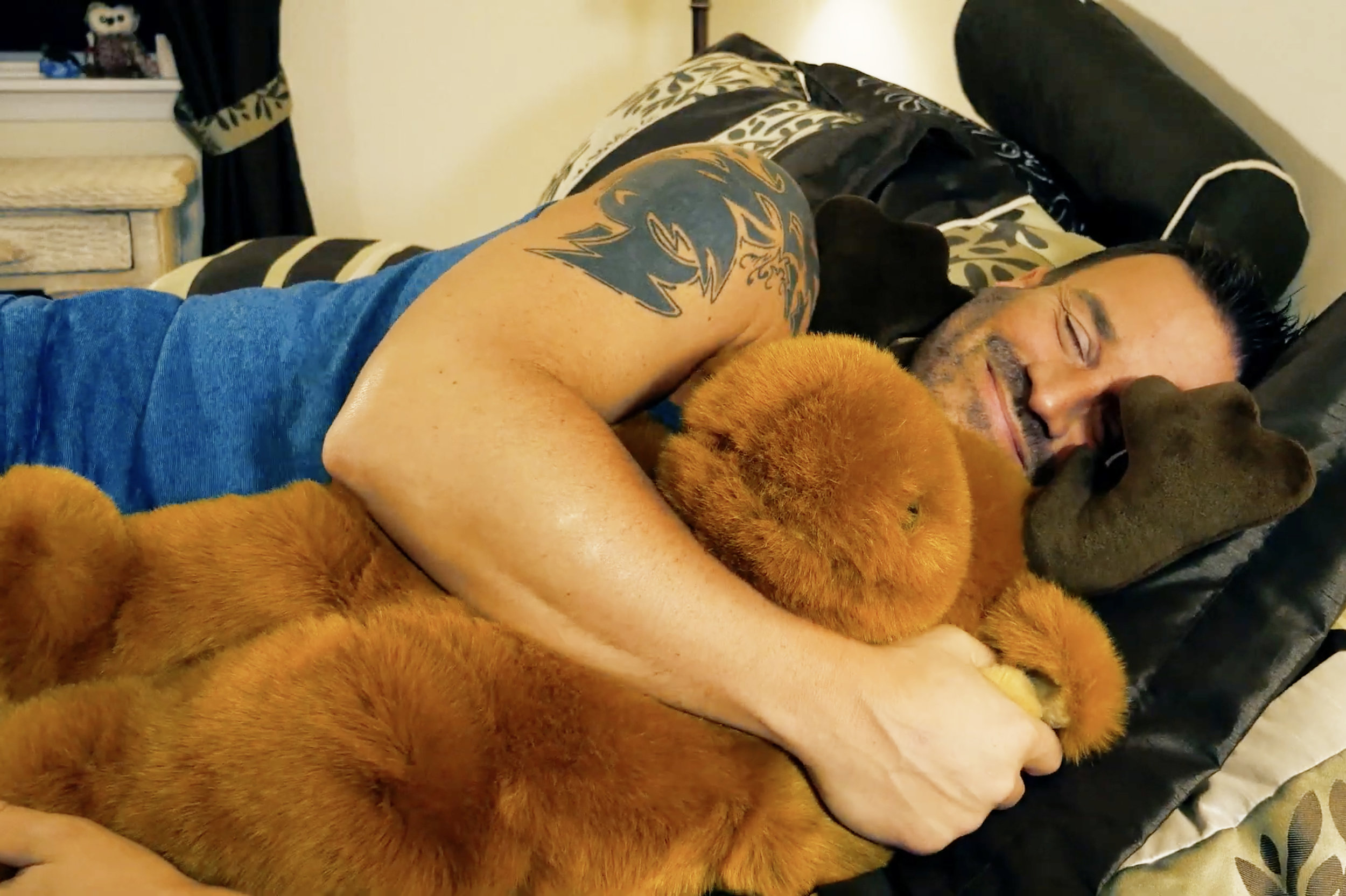 brad and teddy bear.jpg