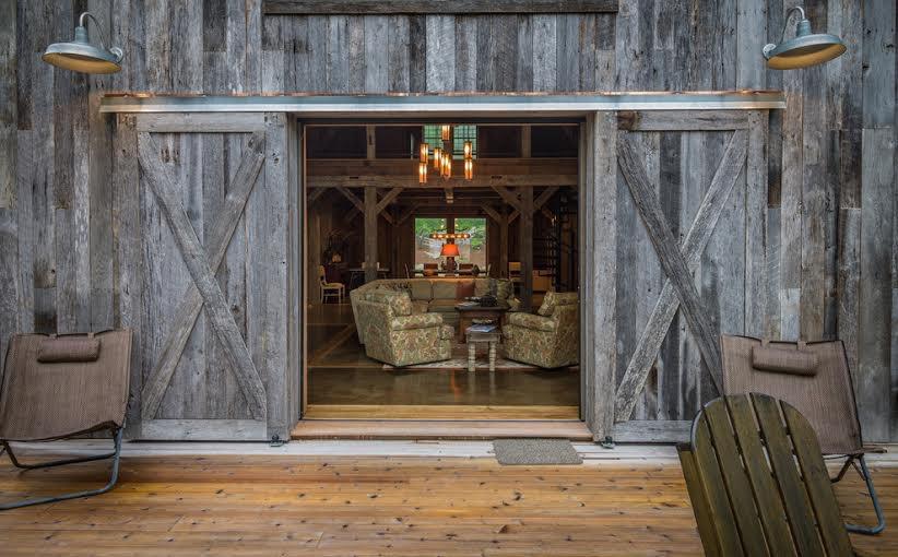 Rustic Entryway With Sliding Barn Doors.jpg