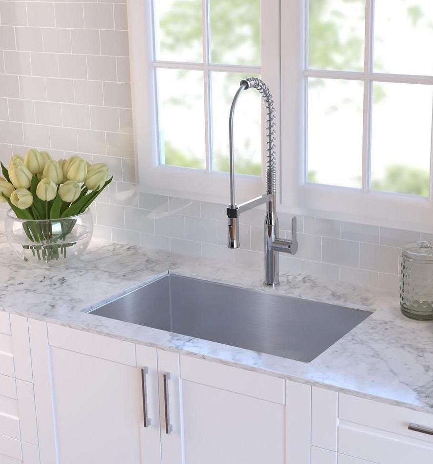 Winhall Kraus Sink and Kohler Semi-Pro Kitchen Faucet.jpg