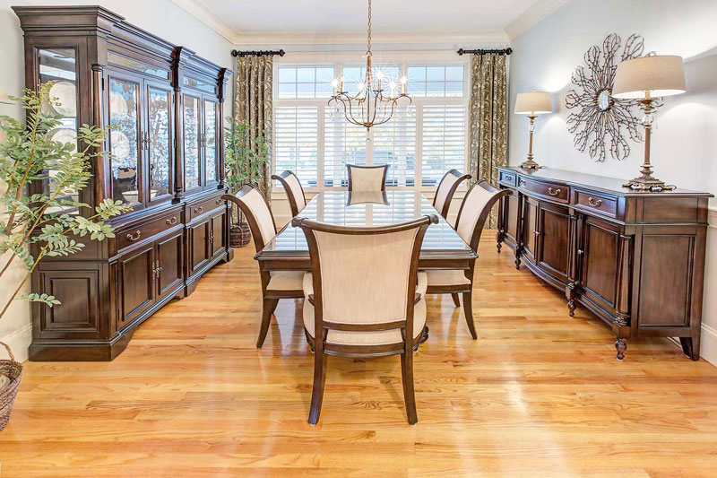 Ranch Home Interior Design Chelmsford, MA