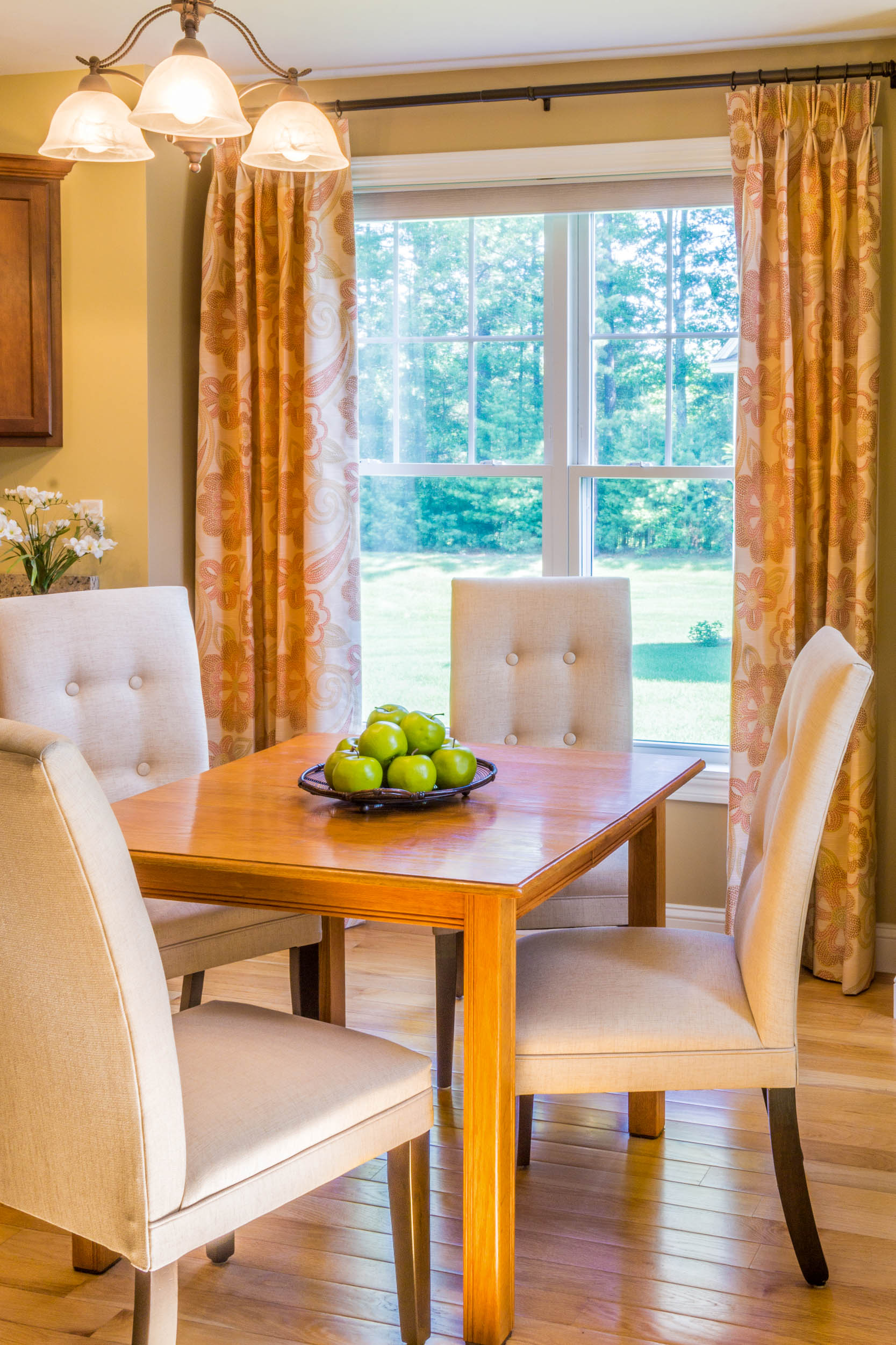 Condominium interior design in Pelham, NH