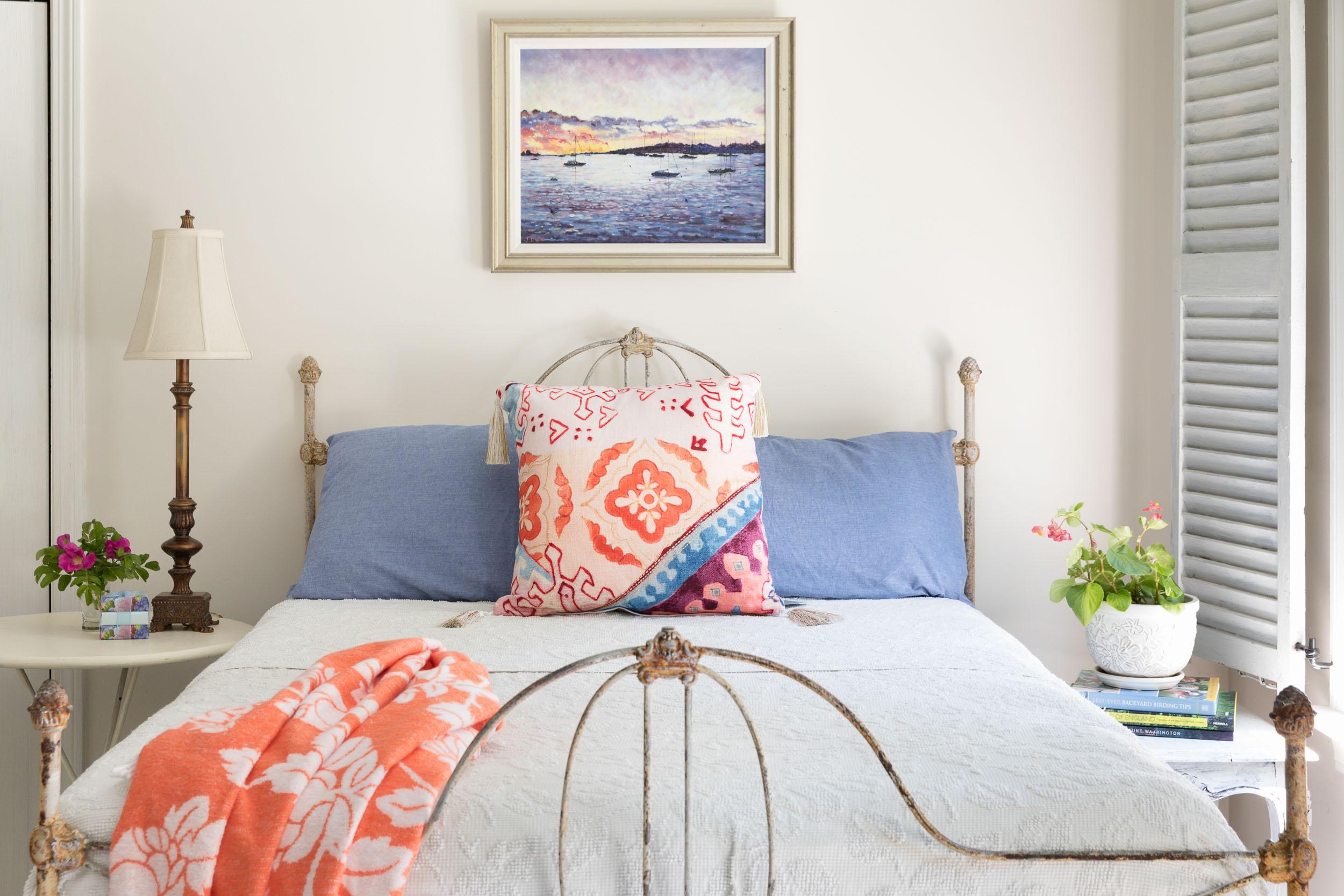 Guest Bedroom Design, Portsmouth, NH