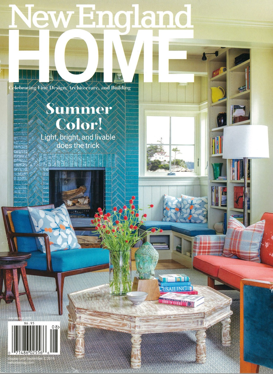 Debbe Daley Designs New England Home Magazine