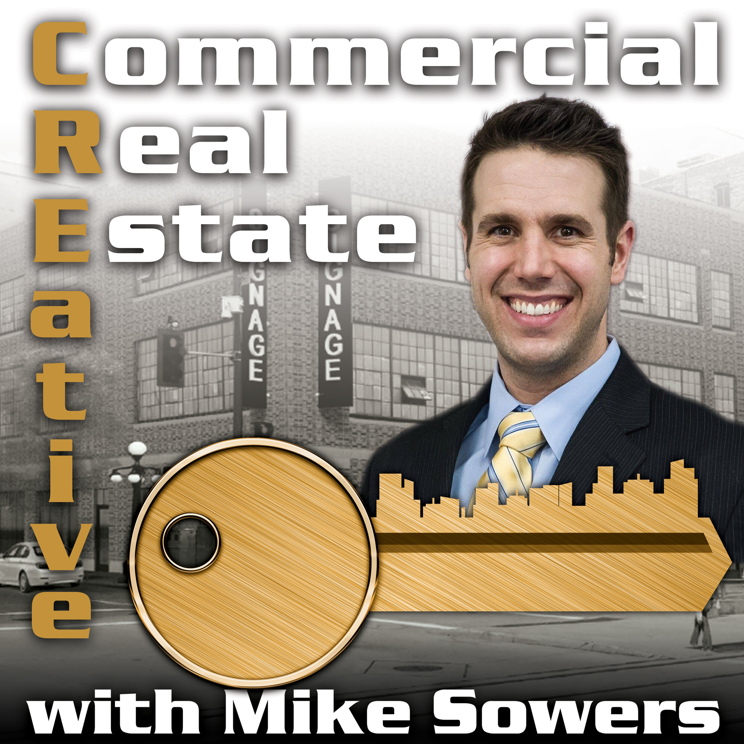 CREative Commercial Real Estate Podcast