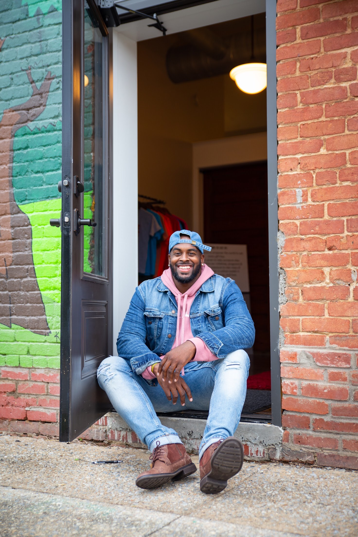 Xavier Duckett, Founder of The Humble Hustle Company & Hmble Hstle Clothing