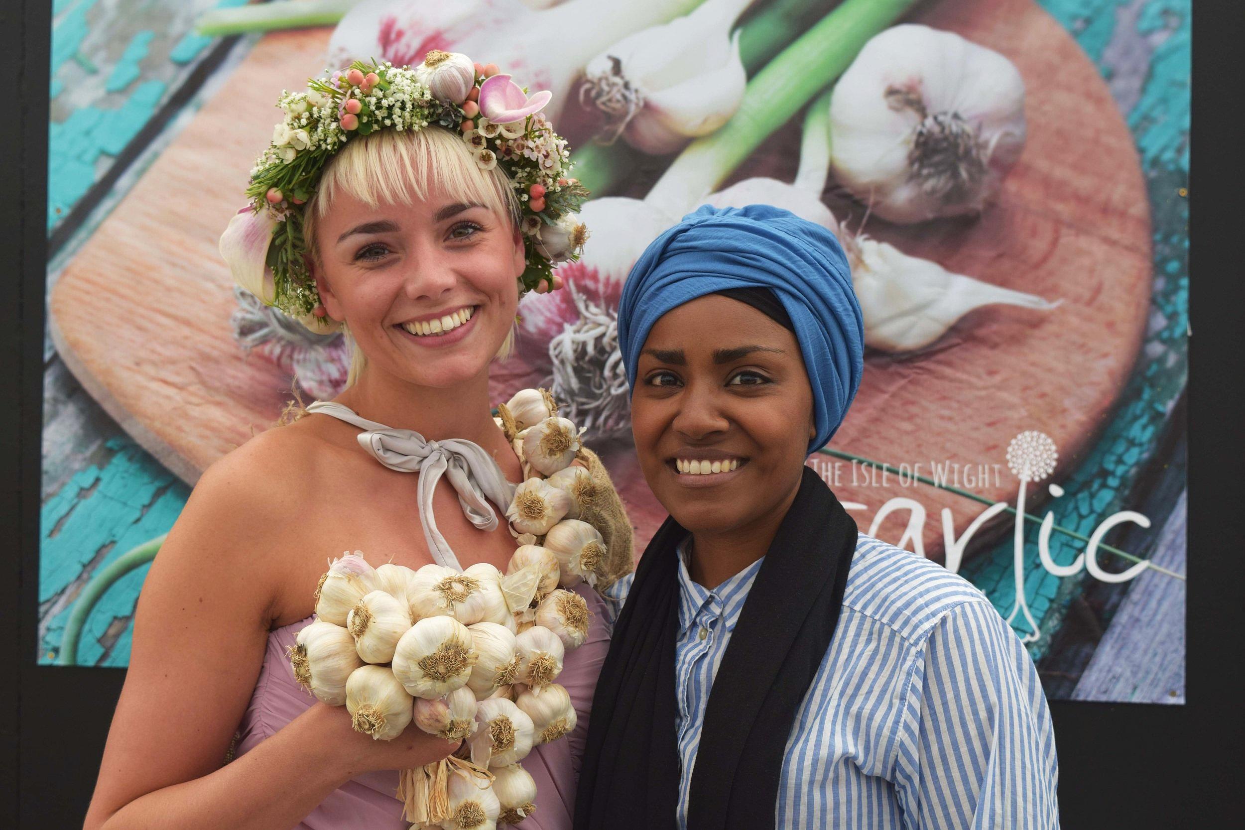 Garlic Festival 2020.The Isle Of Wight Garlic Festival