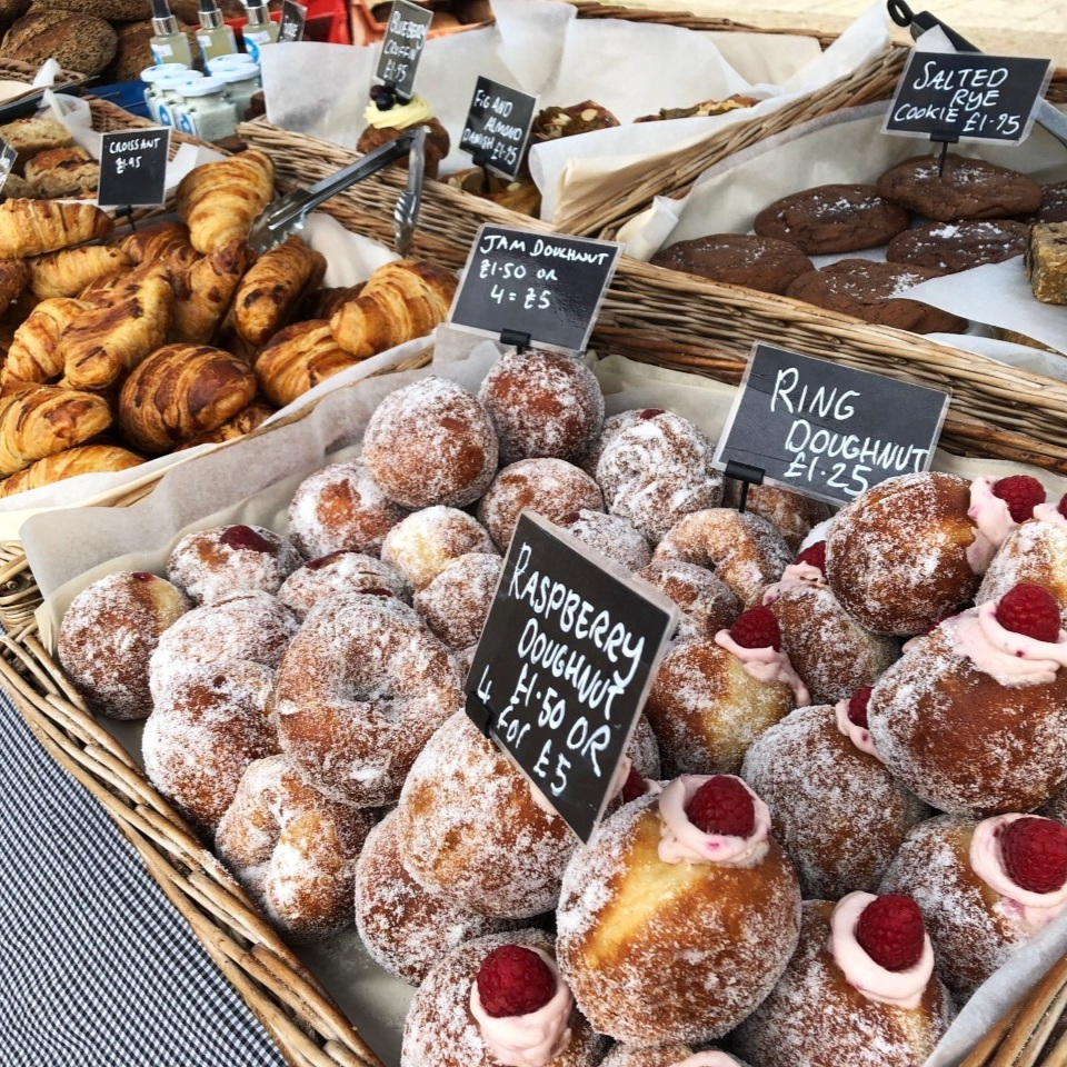 The Island Bakers - The Island Bakers are renowned for their award winning and hand crafted cakes and sour dough. Using local ingredients, their goods are sure to be a tempting treat for anyone! Find them in the food marquee!