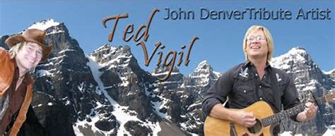 Ted Vigil was awarded the Rising Legend Award by the National Traditional Country Music Association, Ted recreates the popular 1970's folk singer's greatest hits Rocky Mountain High, Take Me Home Country Roads, Thank God I'm A Country Boy, and many more.
