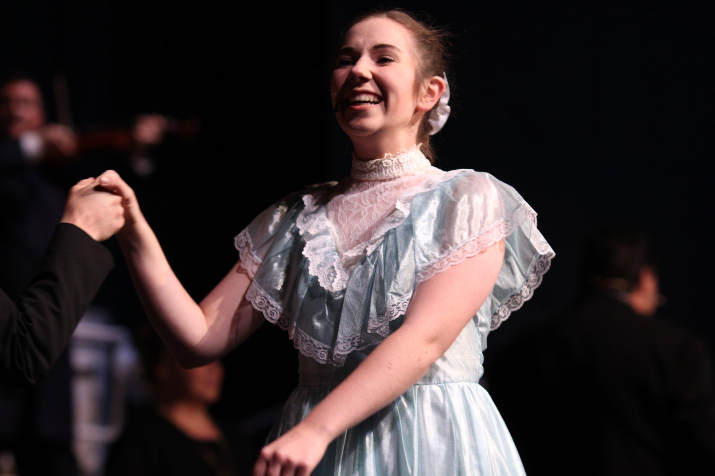 Grace Deitrick  Actor/Junior Director, Titanic 2017