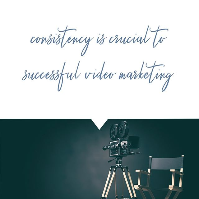 Just like with so many other marketing tactics, consistency is vital to success. You don't want to show up on video once, and then never do it again. (Well, you might, but it won't get you the results you crave.) . As you create your video marketing strategy for your author brand and your books, you'll want to check in with yourself, look at your current commitments and schedule, and figure out how often you'd like to upload a new video to your audience. . The two most popular options are: . Daily - only if you LOVE video and/or prefer short, Instagram-story type check-ins with your audience. . Weekly - perfect for maintaining a YouTube channel, sharing with your newsletter list, or posting to your blog. . Remember that your video marketing strategy isn't written in stone. You can try things out for a little while, experiment with a specific schedule, and tweak it if it's not working for you. . . . . . . . #creativewriter #writingmatters #writer #authormarketingtips #successfulauthor #writersofig #writingcommunity #marketingmagic #writingismagic #idealreader #knowyourreader #marketingsecrets #novelmarketing #videomarketing #marketwithvideo #marketyourbook #bookmarketing #writeon #lifeworkcreative #lwc
