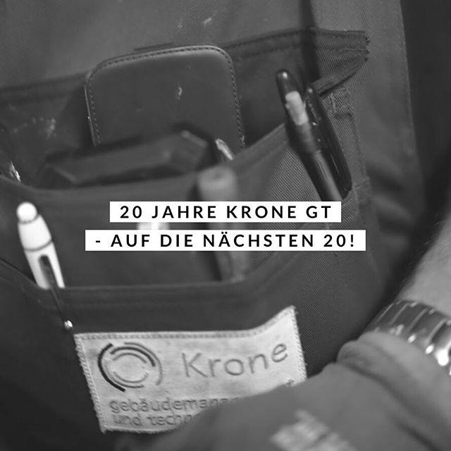 Wir feiern 20 Jahre KRONE GT! Und sind gespannt, was die nächsten 20 Jahre so mit sich bringen werden 🎉#wirbeikronegt #teamkronegt #kronegt