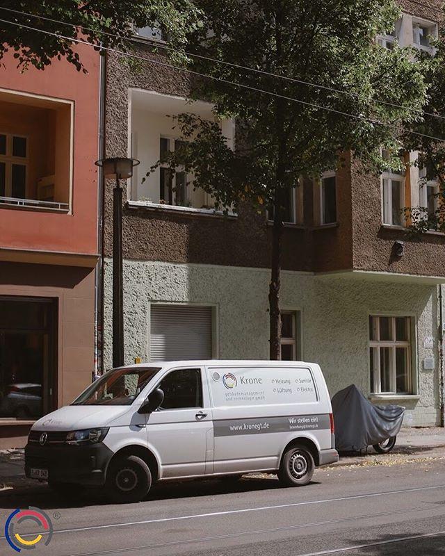 Habt ihr unsere Wagen schon auf den Straßen Berlins entdeckt?  #wirbeikronegt #teamkronegt #kronegt