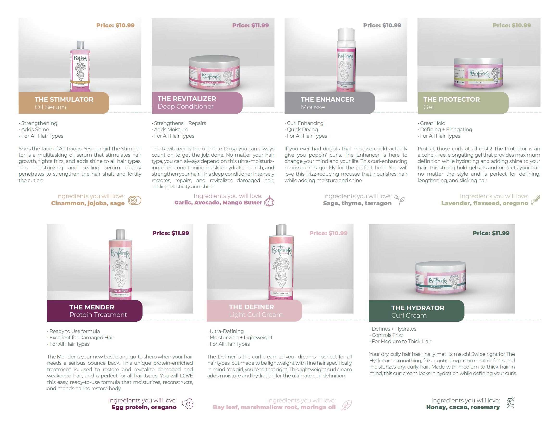 Botanika Beauty Products